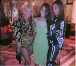 Beyonce and Models