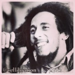 """One Love, One Heart"" Bob Marley"